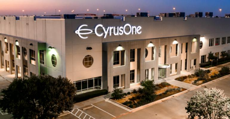CyrusOne data center in Carrollton, Texas