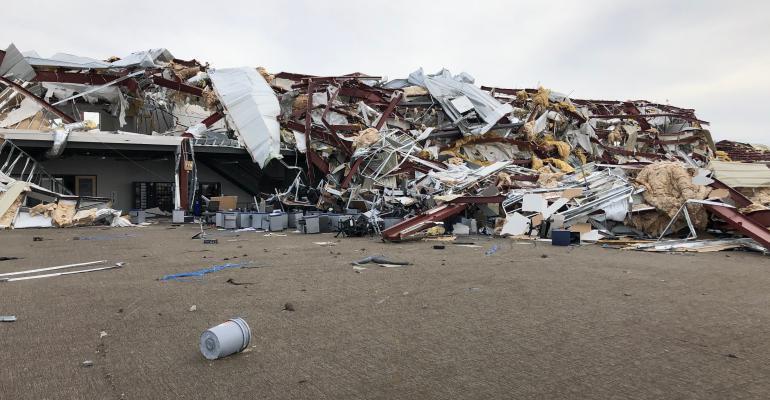 datacenter destroyed by tornado