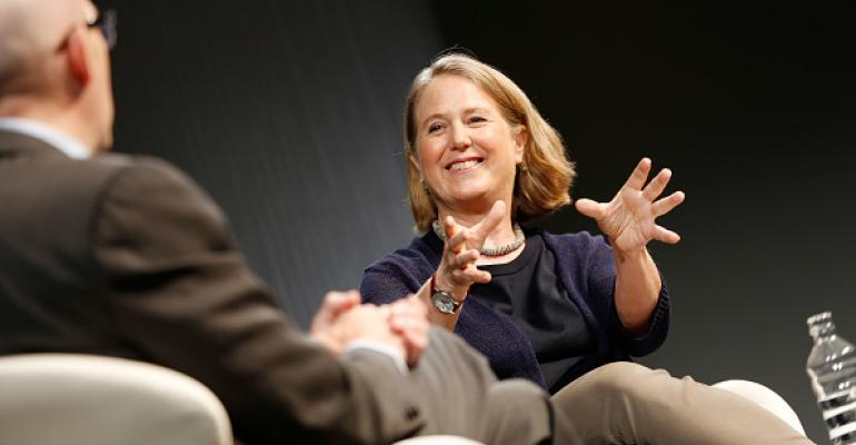 Outgoing Google Cloud CEO Diane Greene