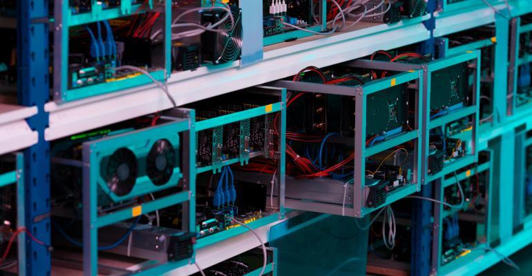 Ethereum mining servers