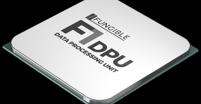 Fungible DPU chip