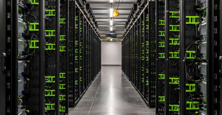 Inside Facebook's data center in New Mexico