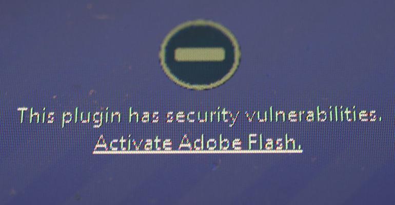 Flash/Mozilla