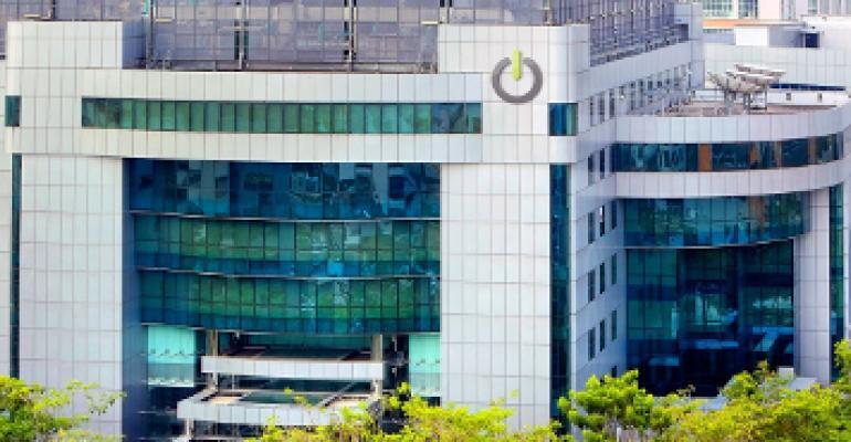 Global Switch Tai Seng data center in Singapore