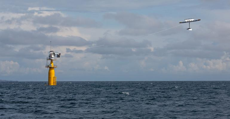 According to the Makani website, the company successfully demonstrated its airborne wind power system offshore in 2019.