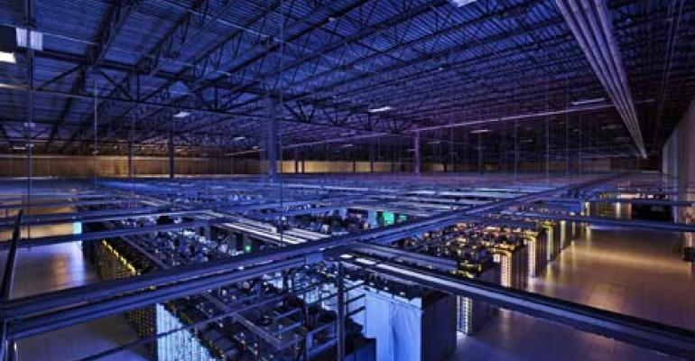 Google data center in Council Bluffs, Iowa