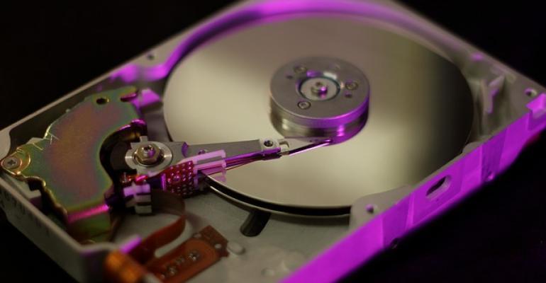 Red Hat, storage, hard drive