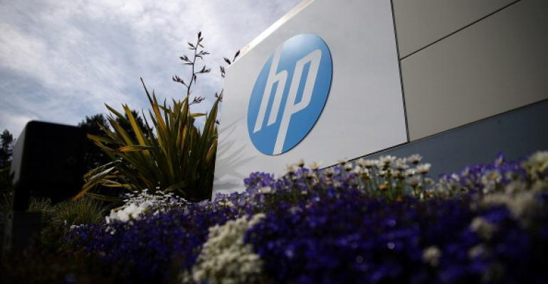 HP headquarters, Palo Alto, California, 2014