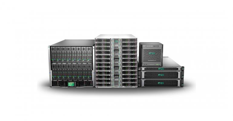HPE's 10th-generation server hardware