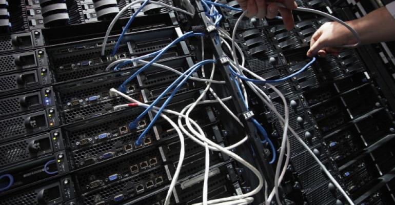 IBM server cluster