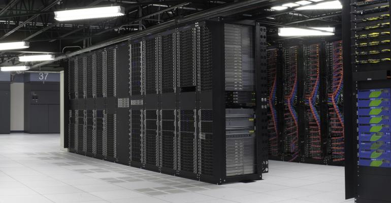 Inside IBM's Dal05 cloud data center in Dallas