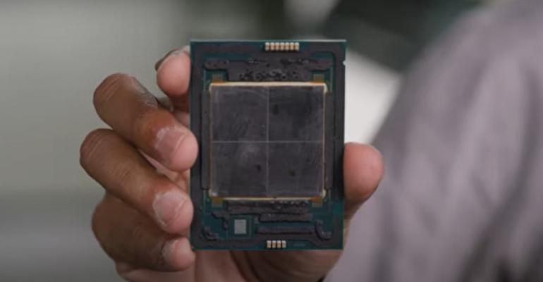 Intel Sapphire Rapids data center processor