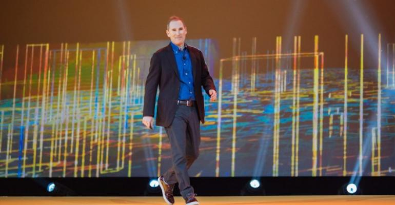 Andy Jassy, CEO, AWS