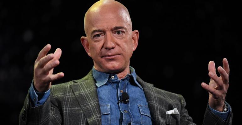 Amazon founder and CEO Jeff Bezos, June 2019