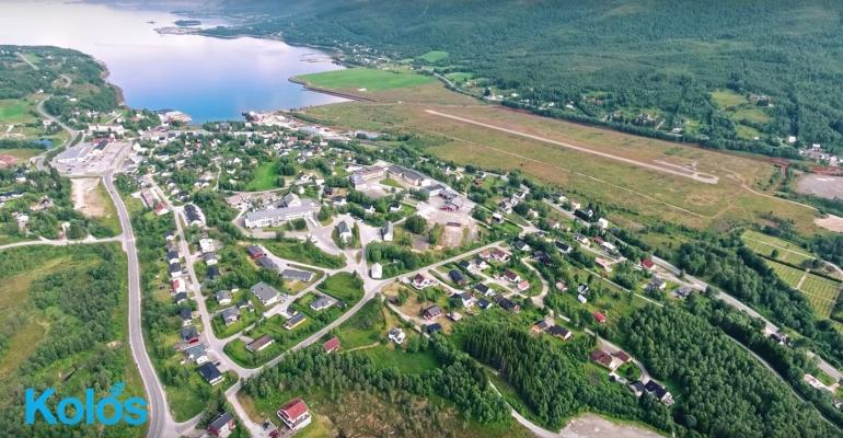 Kolos site in Bellangen, Norway, sold to Hive Blockchain