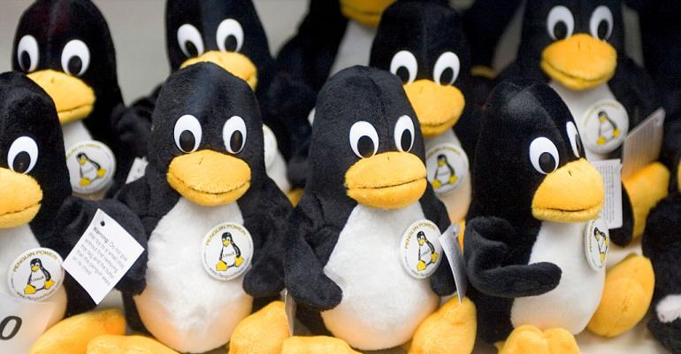 Linux penguins