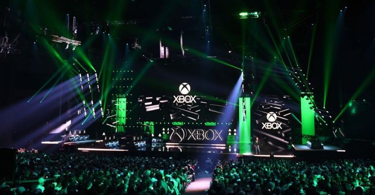 Microsoft Xbox event