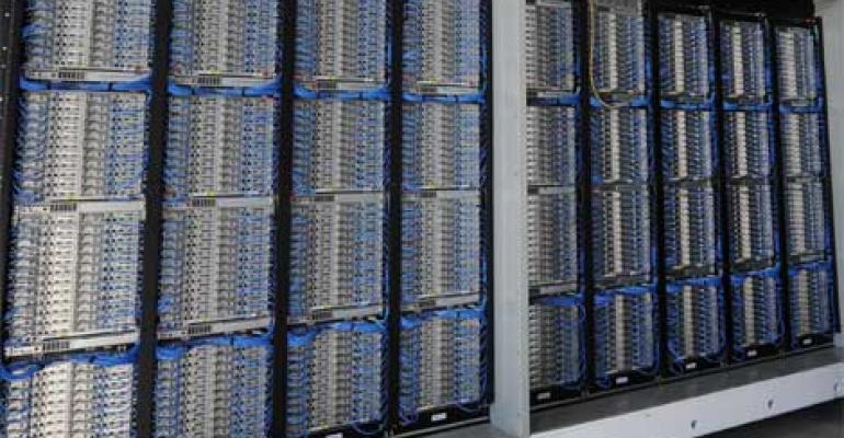 Microsoft cloud servers