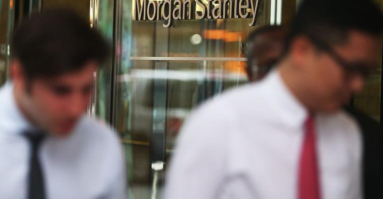 Morgan Stanley headquarters, New York, 2013