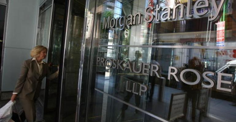 Morgan Stanley HQ, New York, 2008