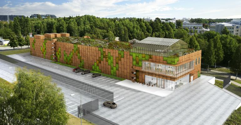 Planned Multigrid data center, Kista, Stockholm