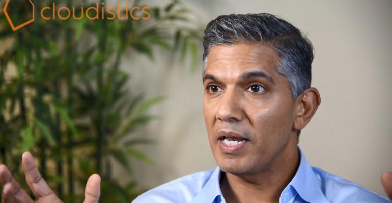 Naj Husain, CEO, Cloudistics