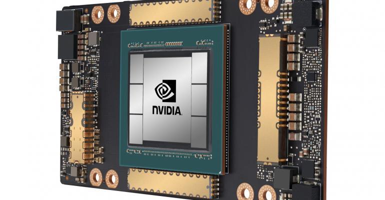 Nvidia's A100 Ampere GPU