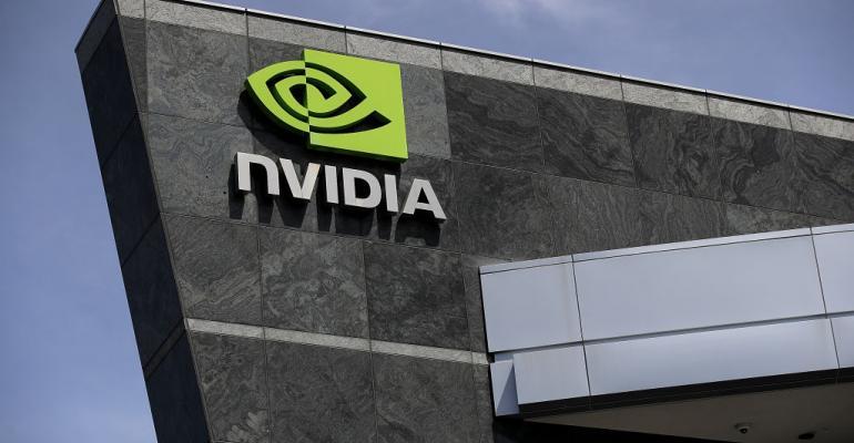 Nvidia headquarters in Santa Clara