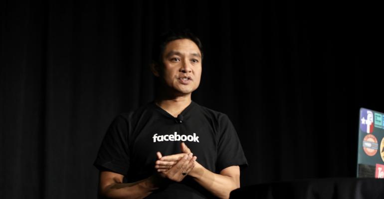 Omar Baldonado, director of software engineering on Facebook's network infrastructure team