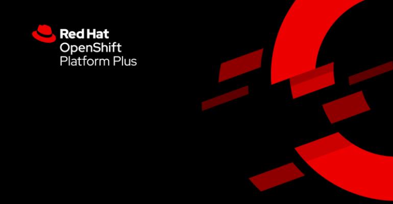 red hat openshift platform plus logo