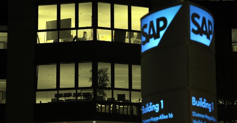 SAP headquarters in Walldorf, Germany, 2013