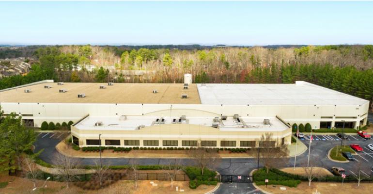 Server Farm Realty's data center in Suwanee, Georgia