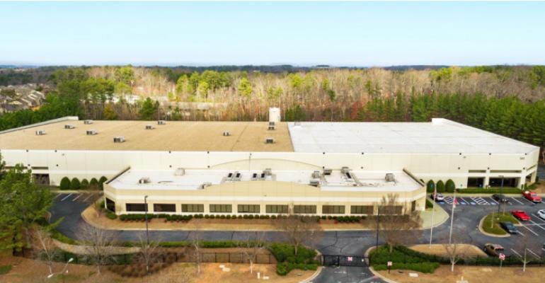 Server Farm Realty's data center in Suwanee, Georgia