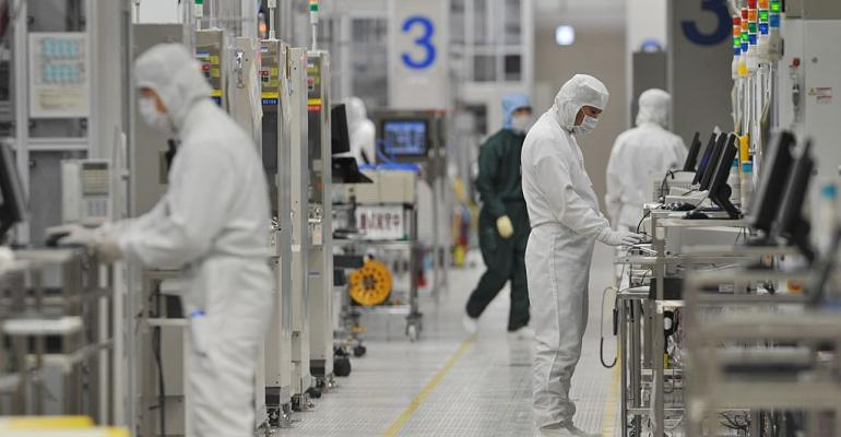 Silicon wafer fabrication
