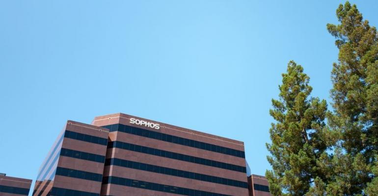 Sophos offices in Santa Clara, California, 2017