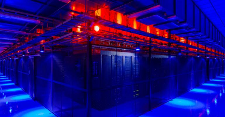 Inside a Switch data center