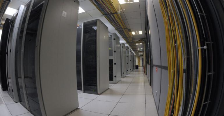 Telehouse Paris Voltaire data center
