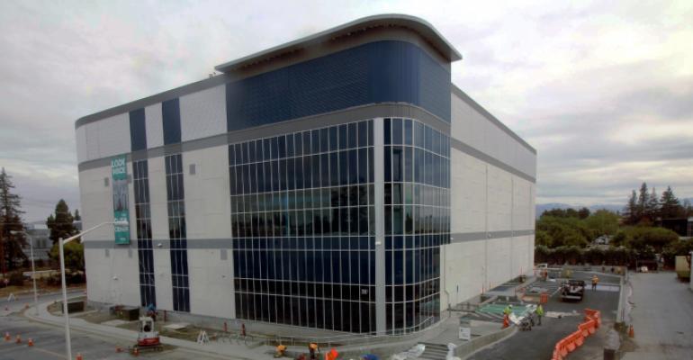 Vantage's V6 data center in Santa Clara, California