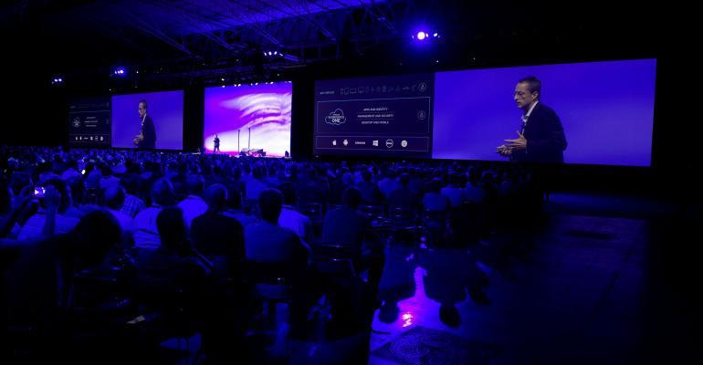 Pat Gelsinger, CEO, VMware, VMworld 2017 Europe