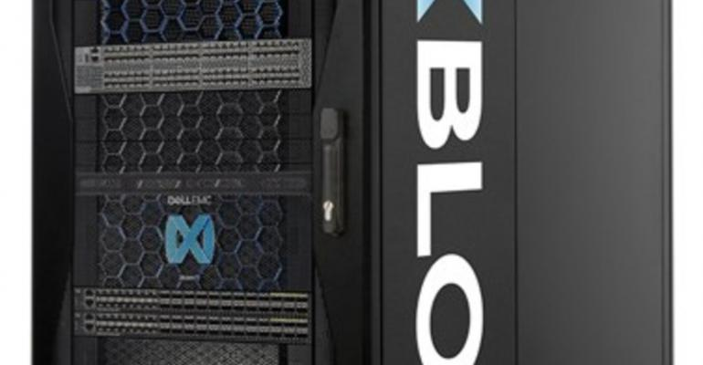 VxBlock 1000 Dell EMC converged infrastructure