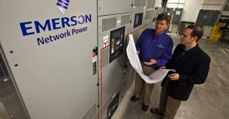 Emerson's Future Ohio R&D Center to Work on Data Center Cooling Technology