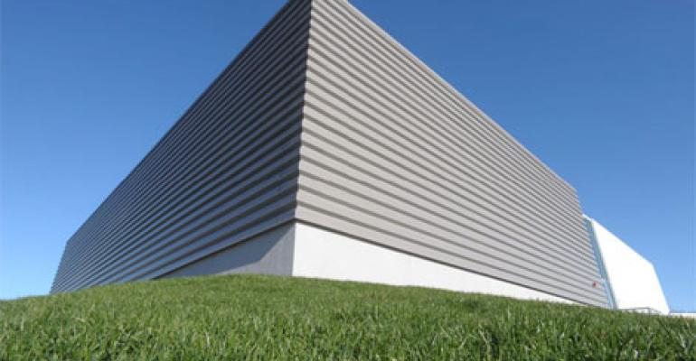 The Syracuse Green Data Center:  Driving Energy Savings & System Reliability