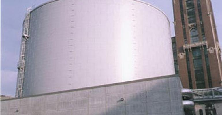 Google Embraces Thermal Storage in Taiwan