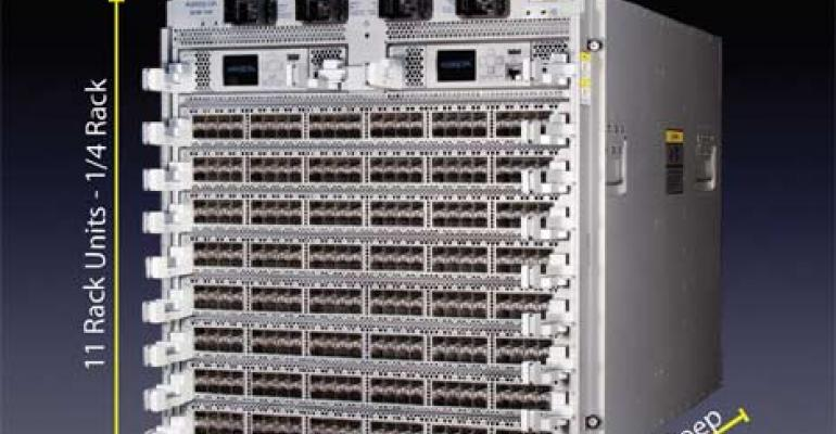 Arista 7000 X Series Takes On Cisco Catalyst