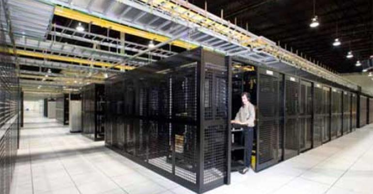 Web.com Consolidates With QTS in Atlanta