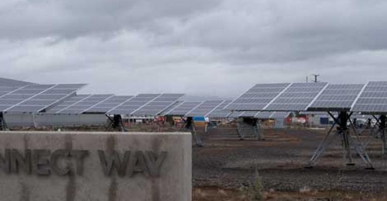 Is Solar Power for Data Centers a Bad Idea?