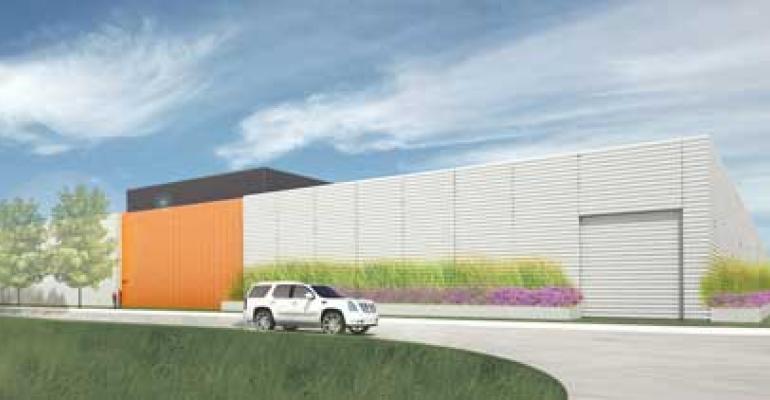 GM Plans $258 Million Data Center in Michigan