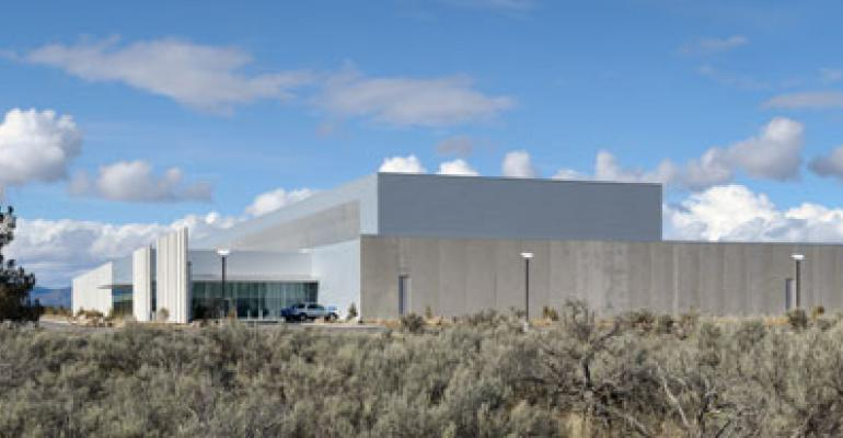 Apple Confirms Plans for Oregon Data Center