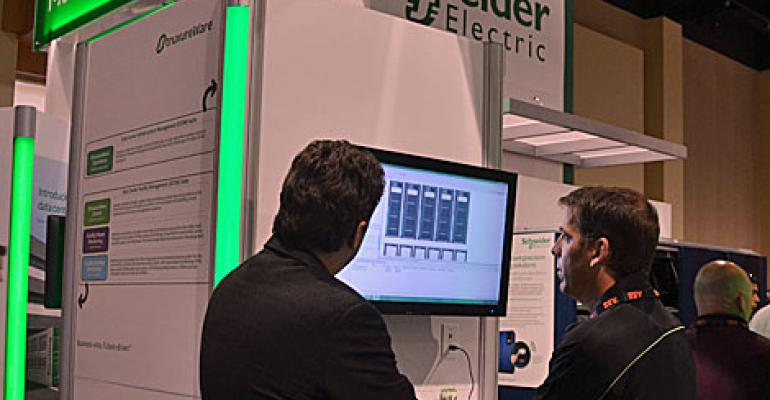 Schneider Electric's DCIM Tool Leverages Intel for Remote KVM