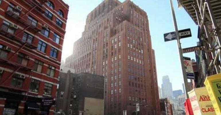 Major Expansion for Telx at 60 Hudson Street